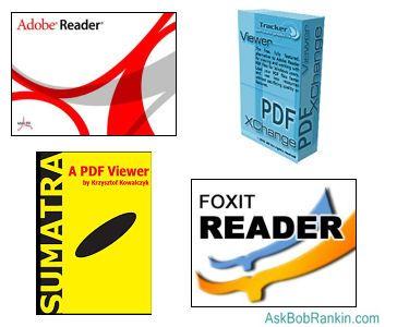 pdf viewers