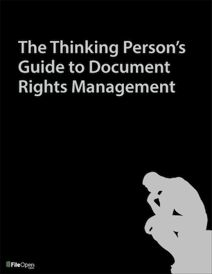 Thinking Person's Guide to DRM