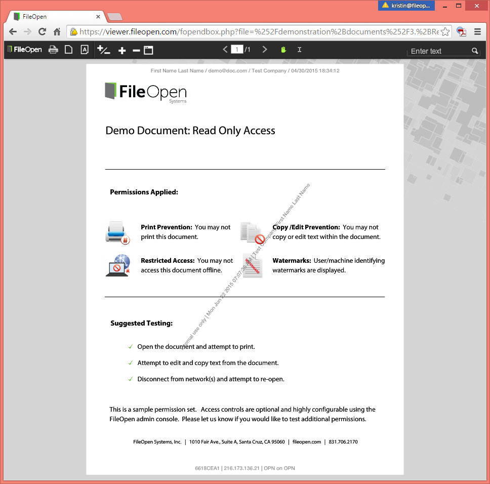 FileOpen-user-identifying-watermarks-Web-viewer