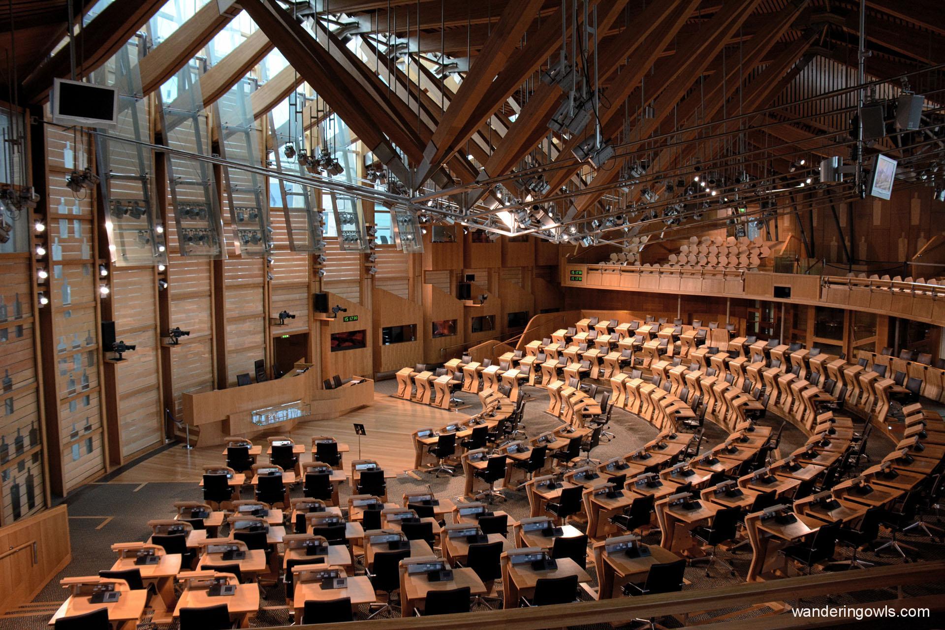 Scottish-Parliament-1-Christmas-spirit-Edinburgh-Scotland