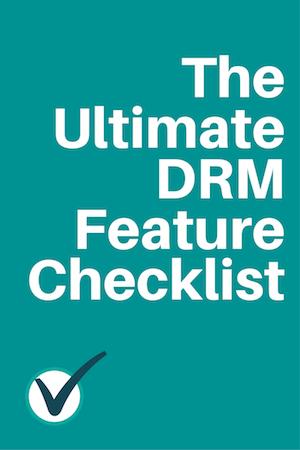 UltimateDRMFeatureChecklist